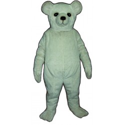 Snow Bear Mascot Costume 227-Z