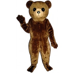 Big Teddy Mascot Costume 228-Z