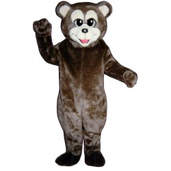 Happy Bear Mascot Costume 229-Z