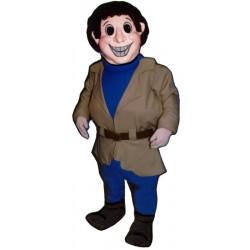 Happy Hank Mascot Costume 22DD-Z
