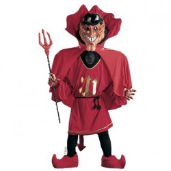 Dare Devil Mascot Costume 234