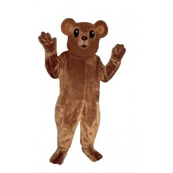 Bear Cub Mascot Costume 234-Z