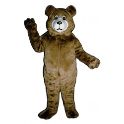 Tommy Teddy Mascot Costume 238-Z