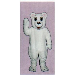 Winter Bear Mascot Costume 239-Z