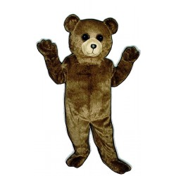 Toy Teddy Bear Mascot Costume 240-Z