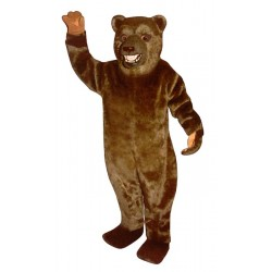 Snarling Bear Mascot Costume 250-Z