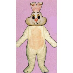 Buck Tooth Bunny Mascot Costume 2508-Z