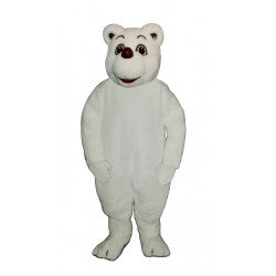 Baby Polar Mascot Costume 254-Z