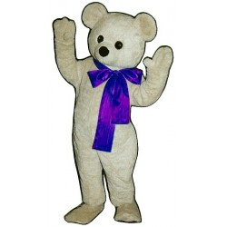 Beau Bear Mascot Costume 255A-Z