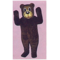Buford Bear Mascot Costume 257-Z