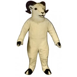 Big Horned Sheep Mascot Costume 2601-Z