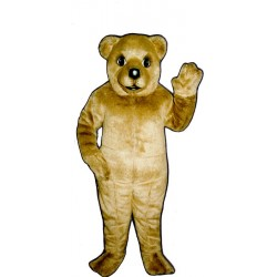 Baby Brown Bear Mascot Costume 262-Z