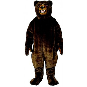 Growling Grizzly Mascot Costume 263-Z