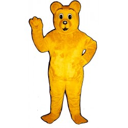 Little Boy Bear Mascot Costume 267-Z