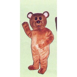 Tender Bear Mascot Costume 268-Z