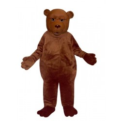 Sleepy Bear Mascot Costume 269-Z