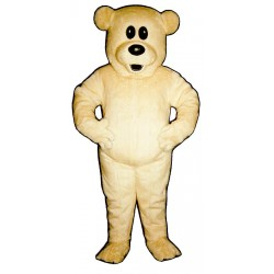 Butterscotch Bear Mascot Costume 273-Z