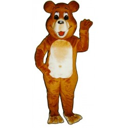 Belly Bear Mascot Costume 276-Z