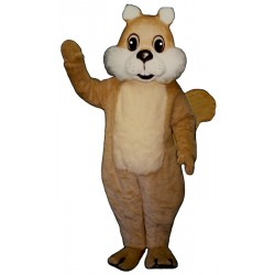 Chubby Squirrel Mascot Costume 2803-Z