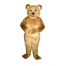 Lazy Bear Mascot Costume 285-Z