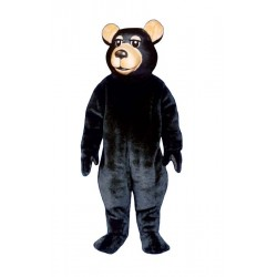 Black Bear Mascot Costume 289-Z