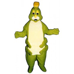 Caterpillar Mascot Costume 2909-Z
