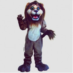 Andy Lion Mascot Costume 293