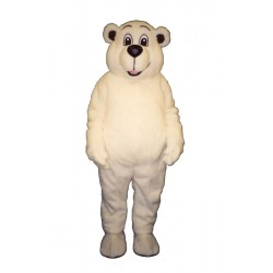 Johnnie Polar Bear Mascot Costume 294-Z