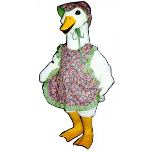 Mother Goose Mascot Costume 2951A-Z