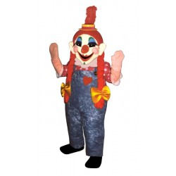 Clara Clown  Mascot Costume 2956DD-Z