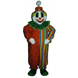 Clown  Mascot Costume 2957DD-Z