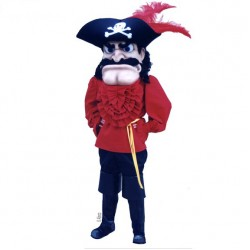 Captain T. Bounty Mascot Costume 298