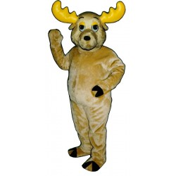 Morty Moose Mascot Costume 3114-Z