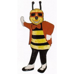 Bee's Knees Mascot Costume 312KK-Z