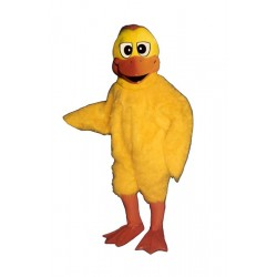 Dumb Duck Mascot Costume 3209-Z