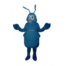 Blue Bug Mascot Costume 322-Z