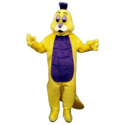 Willy Worm Mascot Costume 336-Z