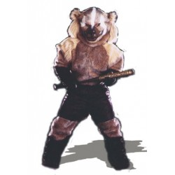 Badger Mascot Costume 341