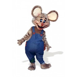 Country Mouse Mascot Costume 406