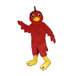 Lil Red Bird Mascot Costume 425-Z