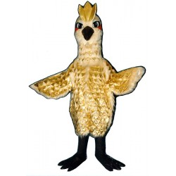 Golden Phoenix w/Gold Lame Feathers Mascot Costume 426GF-Z