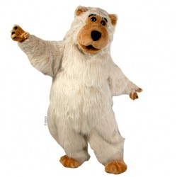 Boris Bear Mascot Costume 445