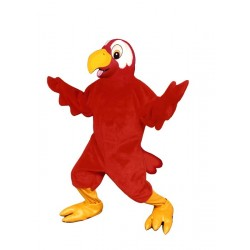 Marty Macaw Mascot Costume 445-Z