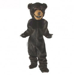 Baxter Bear Mascot Costume 449