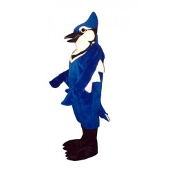 Jennie Blue Jay Mascot Costume 449-Z