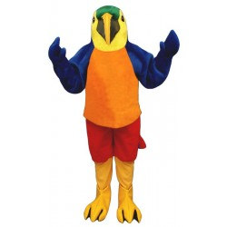 Tropical Parrot Mascot Costume 452-Z