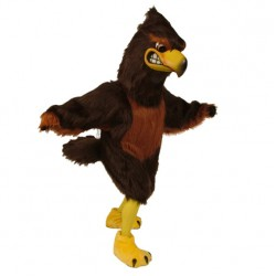 Majestic Hawk Mascot Costume 488