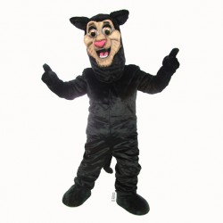 Panther Mascot Costume 494