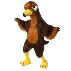 Hawk Falcon Mascot Costume 50