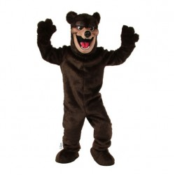 Bear Mascot Costume 502